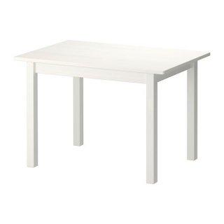 IKEA イケア 子供用テーブル ホワイト b90201674 SUNDVIK