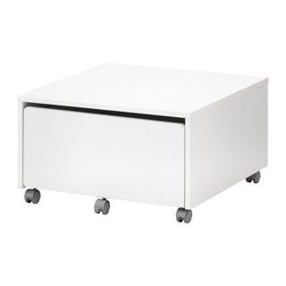 IKEA イケア 収納ボックス キャスター付き z50362975 SLAKT