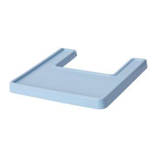 IKEA イケア ハイチェア トレイ ライトブルー z30385987 ANTILOP