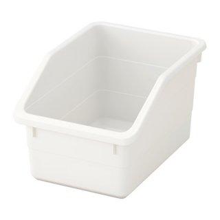 IKEA イケア ボックス ホワイト b70316181 SOCKERBIT