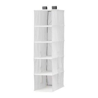 IKEA イケア 収納 5段 ホワイト n30421339 RASSLA
