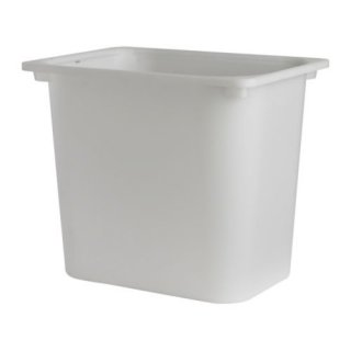 IKEA イケア 収納ボックス ホワイト 50136204 TROFAST