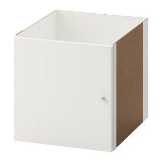 IKEA イケア KALLAX カラックス インサート 扉 ホワイト z60351877