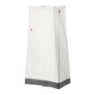 IKEA イケア VUKU ブック ワードローブ ホワイト z10339331