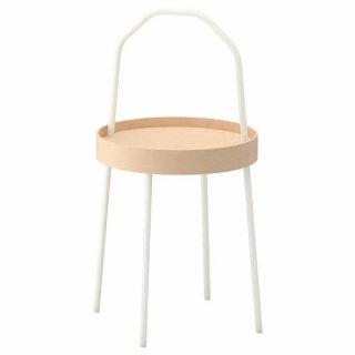 IKEA イケア BURVIK ブールヴィーク サイドテーブル ホワイト z20340391