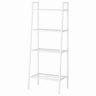 IKEA イケア LERBERG レールベリシェルフユニット ホワイト 60x148cm 60168529
