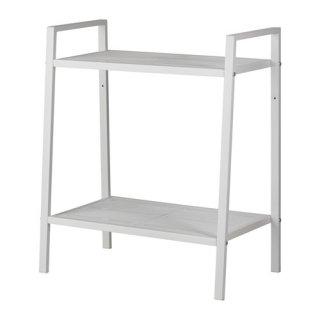 IKEA イケア LERBERG レールベリシェルフユニット ホワイト 60x70cm b70315935