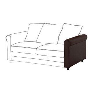 IKEA イケア GRONLID グローンリード アームレスト キムスタ−ド ダークブラウン z40397999