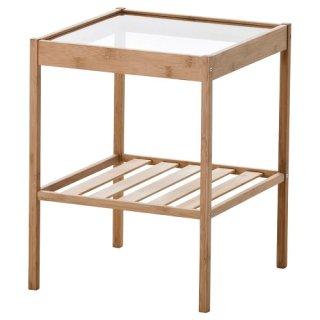 IKEA イケア NESNA ベッドサイドテーブル ネスナ 36x35 cm 20247128