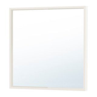 IKEA イケア NISSEDALミラー ホワイト z90320318