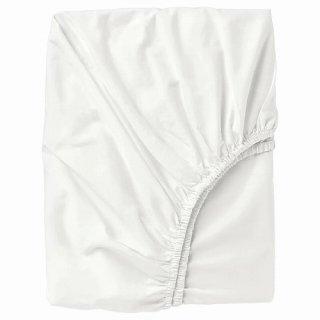 IKEA イケア ボックスシーツ カバー ホワイト シングル 90x200cm d10342729 ULLVIDE