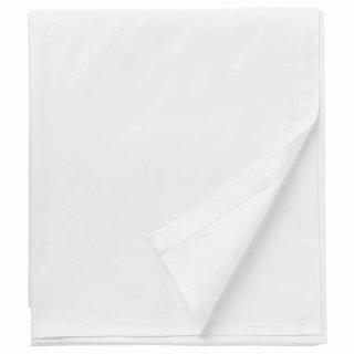 IKEA イケア シーツ ホワイト シングル 150x260cm 10357645 シングル 150x260cm DVALA
