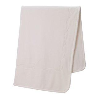 IKEA イケア 毛布 ホワイト 200x200cm VITGROE d70368844