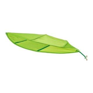 IKEA イケア ベッドキャノピー グリーン LOVA z70338404