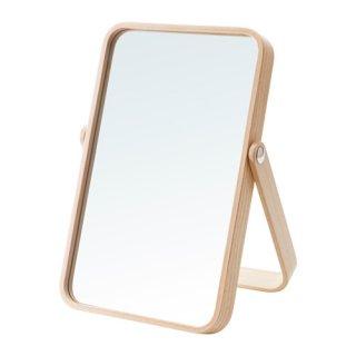 IKEA イケア IKORNNES テーブルミラー アッシュ c80306921