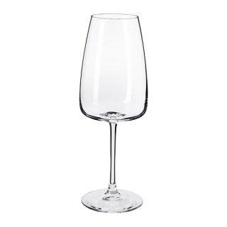 IKEA イケア DYRGRIP 白ワイングラス 420ml クリアガラス z60309303