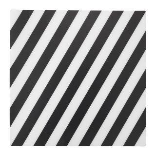 IKEA イケア ランチョンマット ストライプ ブラック/ホワイト z70342948 PIPIG
