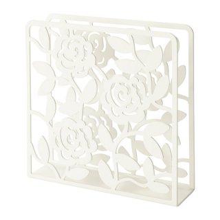 IKEA イケア LIKSIDIG ナプキンホルダー ホワイト a80215718