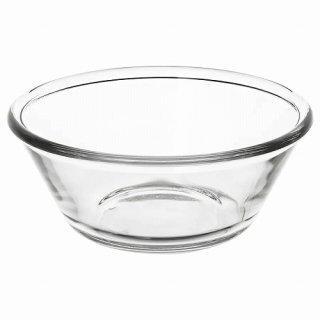 IKEA イケア ボウル 15cm クリアガラス VARDAGEN d40289264