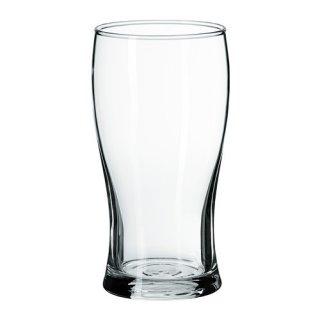 IKEA イケア LODRAT ビールグラス 500ml クリアガラス d90242033