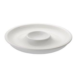 IKEA イケア ディップトレイ 35cm ホワイト HEMDOFT d90303371