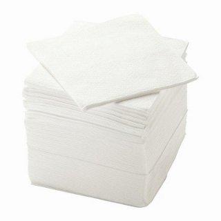 IKEA イケア STORATARE 紙ナプキン ホワイト n10459168