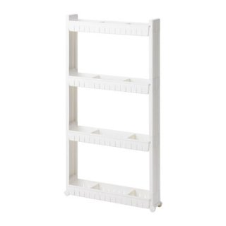 IKEA イケア 収納ユニット キャスター付 LARSOLE n90443116