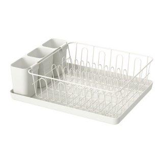 IKEA イケア VARIERA 水切りホワイト 00295813