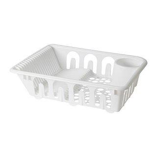 IKEA イケア FLUNDRA 水切り ホワイト a20176951