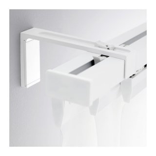 IKEA イケア VIDGA 壁用固定具 ホワイト d50299149