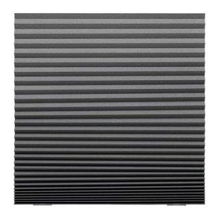 IKEA イケア 遮光プリーツブラインド ダークグレー 100x190cm z70369508 SCHOTTIS