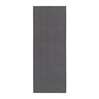 IKEA イケア キッチンマット グレー 180×45cm BRYNDUM z00435432