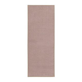 IKEA イケア キッチンマット ベージュ 120×45cm BRYNDUM z00406335
