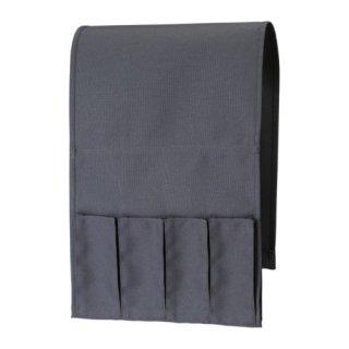 IKEA イケア FLORT リモコンポケット ブラック d80166906