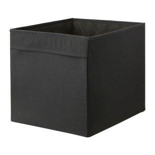 IKEA イケア DRONA ボックス ブラック a10219282