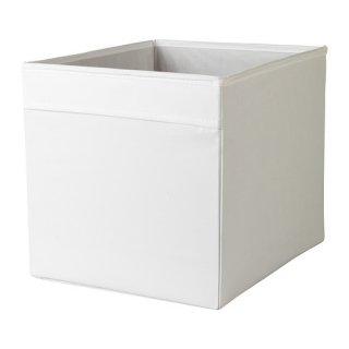 IKEA イケア DRONA ボックス ホワイト a70262828