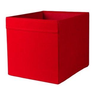 IKEA イケア DRONA ドローナ ボックス レッド z60263593