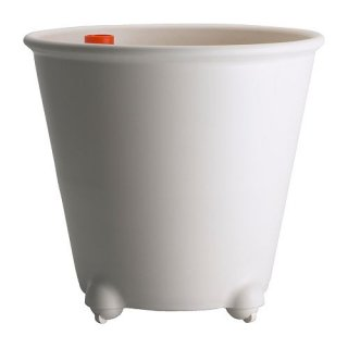 IKEA イケア IKEA 自動水やり機能付き植木鉢 32cm ホワイト PS FEJO d50178835