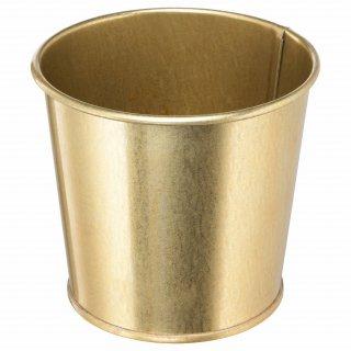 IKEA イケア  鉢カバー 黄銅色 9cm z50359402 DAIDAI