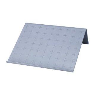 IKEA イケア タブレットスタンド グレー  25x25cm n00438261 ISBERGET