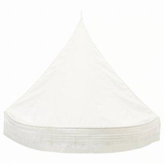 IKEA イケア ベッドキャノピー ホワイト n60464902 LEN