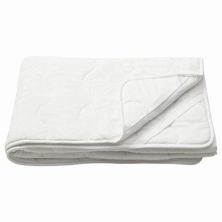 IKEA イケア マットレスプロテクター ホワイト クイーン 160x200cm n60463988 SPADNARV