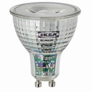 IKEA イケア LED電球 GU10 400ルーメン ワイヤレス調光 電球色 温白色 n60410424 TRADFRI