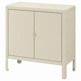 IKEA イケア キャビネット 室内 屋外用 ベージュ 80x81cm n50409299 KOLBJORN