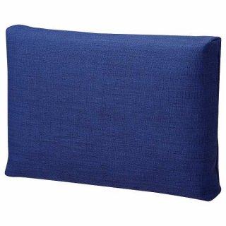 IKEA イケア クッション スキフテボー ブルー 67x47cm n90463835 FRIHETEN