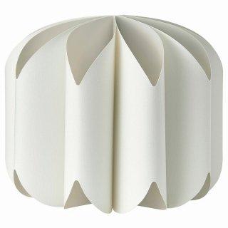 IKEA イケア ペンダントランプシェード テキスタイル ホワイト47cm n00451865 MOJNA