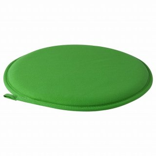 IKEA イケア チェアパッド グリーン 34cm n10330750 CILLA