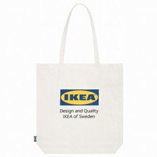 IKEA イケア バッグ ホワイト n10485638 EFTERTRADA