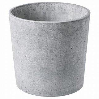 IKEA イケア 鉢カバー 室内 屋外用 ライトグレー 19 cm n50478730 BOYSENBAR
