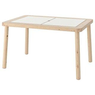 IKEA イケア  子ども用テーブル83x58 cm n30298419 FLISAT